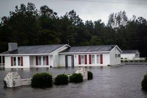 Sau bão Florence, người dân Mỹ khổ vì không mua bảo hiểm lũ lụt