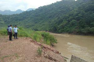 Hà giang: cần sớm trả lại dòng chảy lòng sông Lô