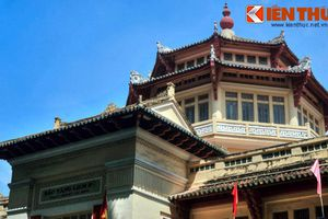 Khám phá công trình cổ nửa Âu - nửa Á tuyệt đẹp của Sài Gòn