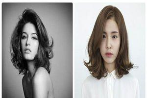 Những kiểu tóc xoăn giúp phụ nữ U40 trẻ ra cả chục tuổi