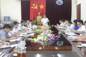 Giám sát công tác cải cách hành chính tại Sở Tài nguyên và Môi trường