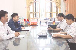 Huyện Vĩnh Lộc triển khai, sắp xếp tổ chức bộ máy, tinh giản biên chế
