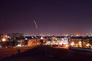 SANA: Israel nã tên lửa vào sân bay quốc tế Damascus (Syria)