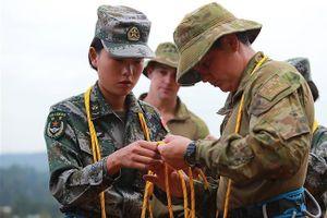 Australia và Trung Quốc bắt đầu cuộc tập trận chung Pandaro
