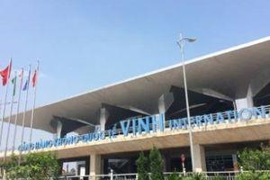 Đầu tư 2.600 tỷ đồng mở rộng các dự án sân bay Vinh