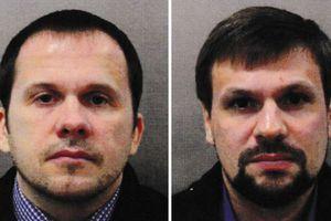 Tuyên bố mới nhất của Matxcơva về 2 công dân Nga liên quan vụ Skripal