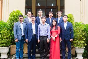 TP.HCM thiết lập chặt chẽ mối hợp tác CNTT với tập đoàn Shinhan - Hàn Quốc