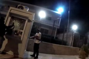 Đại sứ quán Iran ở Hy Lạp bị tấn công bằng chai sơn