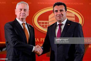 Mỹ cảnh báo Nga ngăn cản Macedonia gia nhập NATO