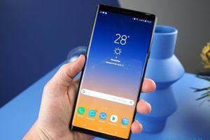 Nh Galaxy Note 9, xut khu in thoi tháng 8 tng vt