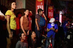 Bố trí nơi ở, cấp nhu yếu phẩm cho nạn nhân vụ cháy tại Đê La Thành