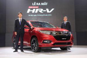 Ảnh Honda HR-V - bản cao nhất hơn Ford Ecosport 182 triệu
