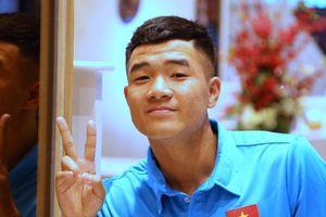 'Hà Đức Chinh nén đau để giúp CLB Đà Nẵng vượt khó'