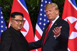 Ông Kim Jong-un nói cuc gp vi ông Trump giúp n nh khu vc