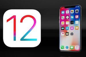 Các vn  iOS 12 thng gp phi và khc phc chúng ra sao?