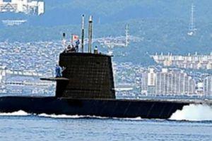 Nhật Bản 'nắn gân' TQ bằng tập trận tàu ngầm ở Biển Đông