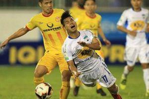 HAGL nhận tin 'sét đánh' trước đại chiến với Hà Nội FC