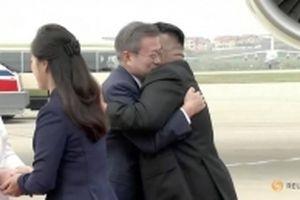 Tổng thống Hàn Quốc tới Bình Nhưỡng