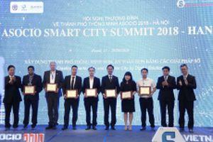 Xây dựng thành phố thông minh gắn với phát triển bền vững