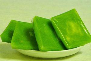 Cách làm bánh cm u xanh do ngon, thm lng mùa Trung thu