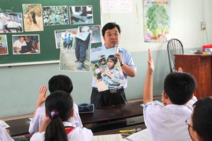 Làm sao mềm mại hóa môn Giáo dục công dân