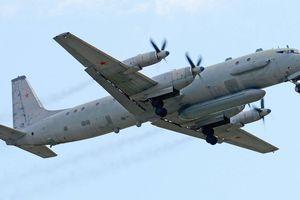 Máy bay quân sự Nga mất tích ở Syria