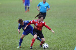 Vòng 9 giải nữ VĐQG 2018: Tiếc cho Sơn La