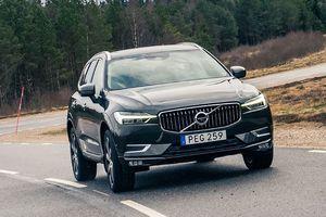 Volvo đề nghị Mỹ miễn thuế với xe SUV sản xuất ở Trung Quốc