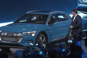 Audi e-tron - SUV chạy điện đầu tiên của Audi sắp bán ở Mỹ