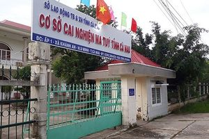 25 học viên cai nghiện bỏ trốn ở Cà Mau do... nhớ nhà