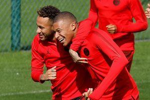 Dàn 'sao' PSG hội quân chuẩn bị quyết đấu Liverpool!