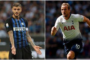 Trực tiếp Inter vs Tottenham: Chờ tiệc tấn công