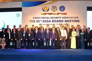 Khai mạc Hội nghị Ban Chấp hành Hiệp hội An sinh xã hội Đông Nam Á lần thứ 35
