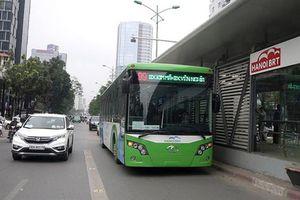 Từ tháng 10, Hà Nội thí điểm sử dụng vé xe buýt điện tử
