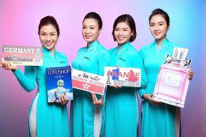 Vietnam Airlines đồng bộ chất lượng 4 sao với hệ thống Lotushop