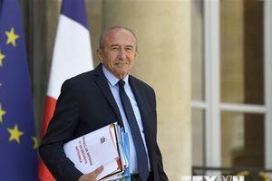 Bộ trưởng Nội vụ Pháp lên kế hoạch từ chức vào năm 2019