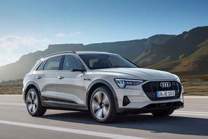 Cn cnh Audi e-tron 2019 va ra mt