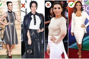 7 kiểu trang phục không chỉ giúp chị em ăn gian tuổi tác mà còn khiến họ mảnh mai hơn hẳn