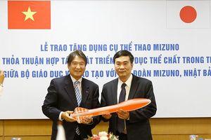 Việt Nam áp dụng chương trình giáo dục thể chất của Nhật Bản