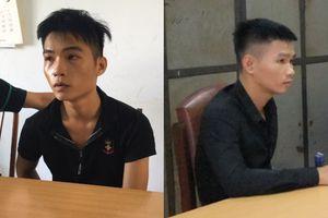 Chân dung 2 tên cướp ô tô, ném xác tài xế xuống đèo Thung Khe