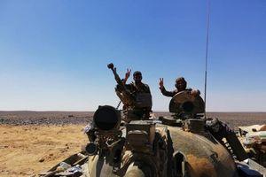 Chiến sự Syria: Quân chính phủ và IS giao tranh dữ dội tại vùng đồi Al-Safa