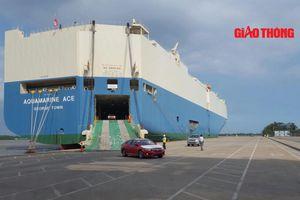 Ô tô con nhập khẩu xuất hiện nhiều xe Trung Quốc