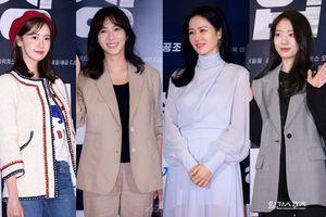 Công chiếu phim của Son Ye Jin: Park Shin Hye - Yoona đẹp tựa nữ thần, tái hợp với 'phu nhân' Song Yoon Ah của 'The K2'