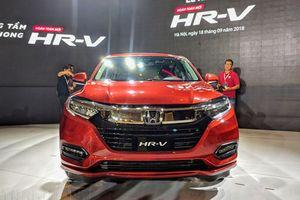 Honda HR-V, àn em CR-V v Vit Nam vi giá t 786 triu ng