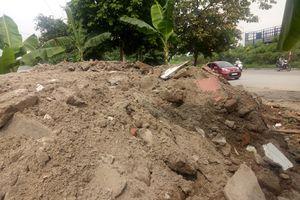 Chiếm đất lưu không ở Hoàng Mai - Hà Nội: Chính quyền quận từ chối cung cấp thông tin