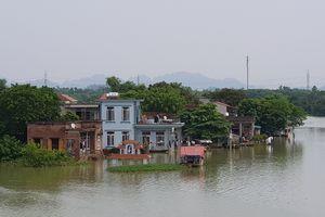 Ninh Bình: H tr 2 t di di khn cp các h dân ra khi vùng thiên tai n ni an toàn