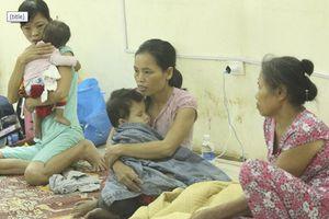 Cháy lớn ở Đê La Thành: Những người trong cuộc kể lại phút tháo chạy