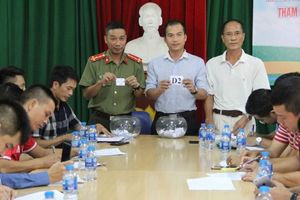 25 đội bóng tranh tài tại giải bóng đá khối cơ quan, doanh nghiệp TP Thanh Hóa mở rộng