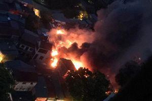 Thông tin mi nht v v cháy 19 cn nhà trên ng La Thành
