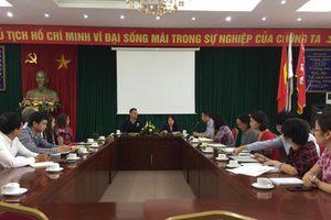 Hội Chữ thập đỏ Việt Nam làm việc với USAID: Mở ra nhiều cơ hội hợp tác mới